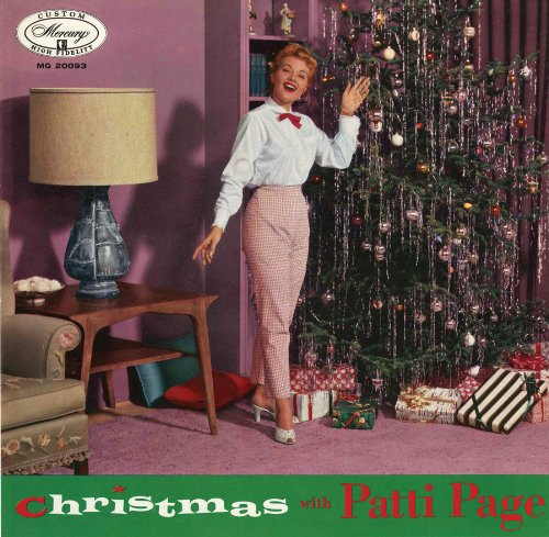 Patti page christmas