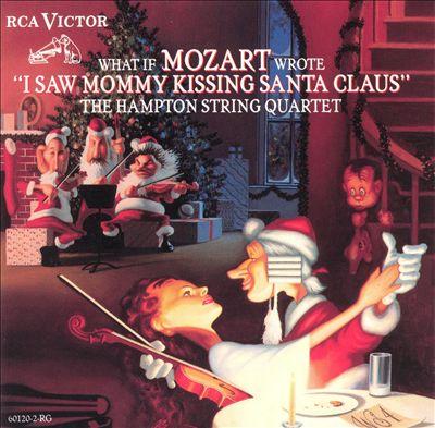 What if mozart santa